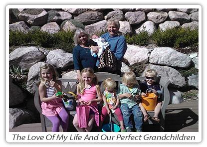 Green Tea HP Report Life with a Bunch of Grandchildren
