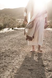 JESUS-WALKING